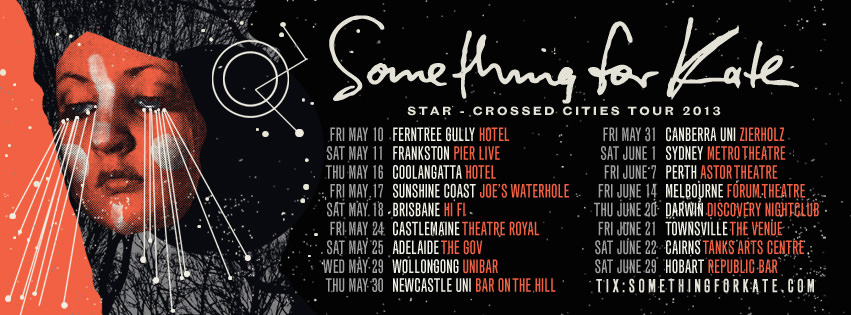 Star-Crossed Cities Tour