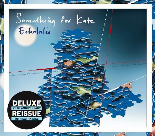 Echolalia Deluxe cover