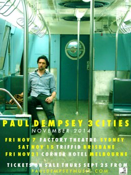 Paul Dempsey 3 Cities