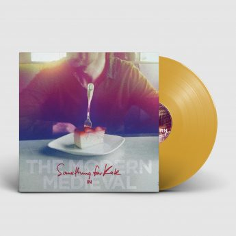 Gold vinyl Indie store exclusive The Modern Medieval
