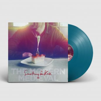 aqua blue vinyl JB Hi Fi exclusive vinyl let edition.